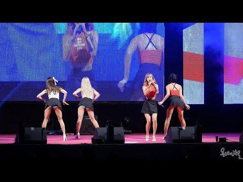 สนุกสุดกับสาวๆเกาหลีวงนี้ ในงาน Hwacheon Chilsung Festival Dream Concert