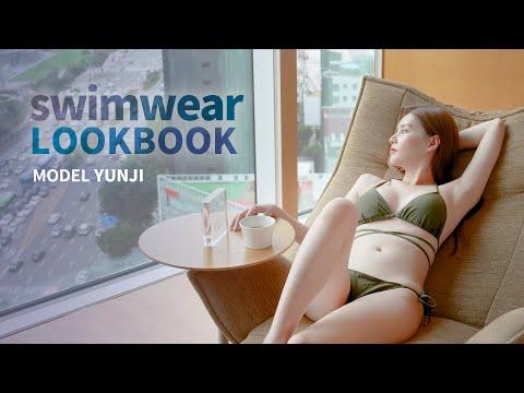 ถ่ายโฆษณาชุดชั้นในที่ sexy ที่สุด มุมสวยๆจากสาวเกาหลี shorts 2  (yunji)
